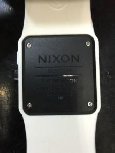 ニクソン 電池交換完了