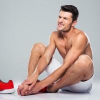 足が痛い場合の対処方法