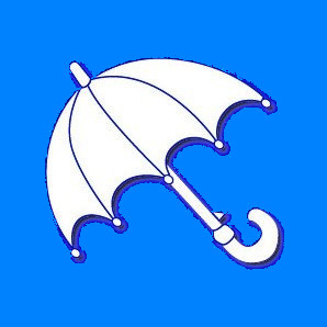 傘修理のイメージ