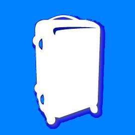 スーツケース修理のイメージ